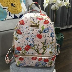 Aldo Floral Backpack